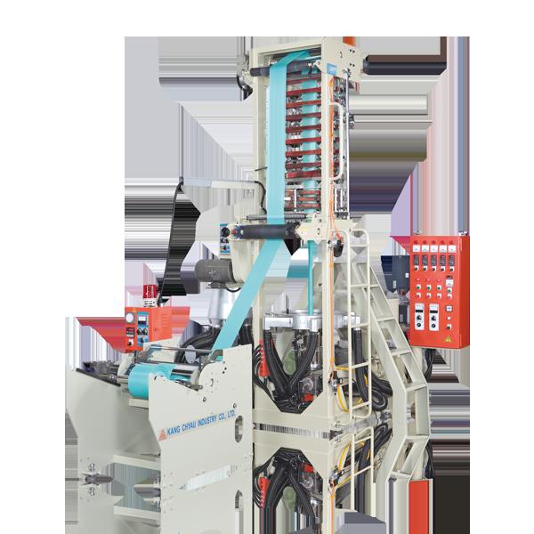 HDPE HIGH SPEED PLASTIC INFLATION MACHINE KMH-35 | KANG