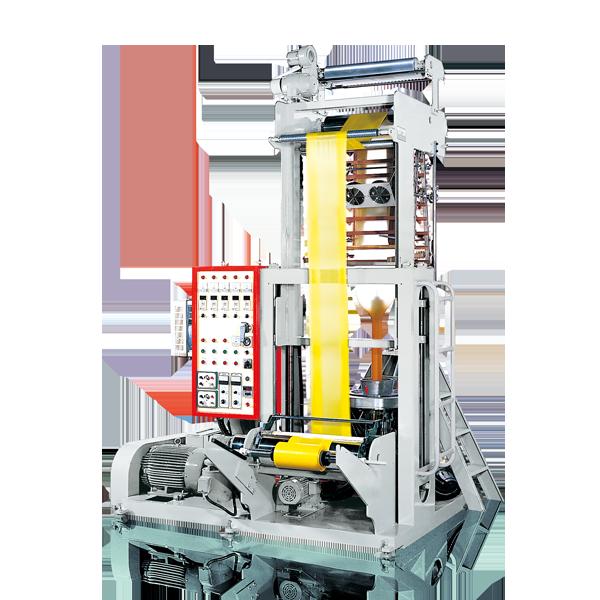 HIGH SPEED PLASTIC INFLATION MACHINE HDPE/LDPE/LLDPE | KANG